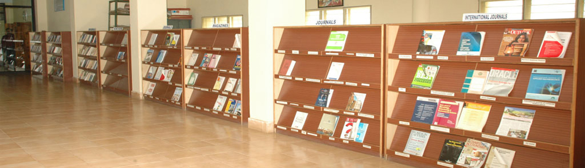 Periodical Section at MRPG Central Library