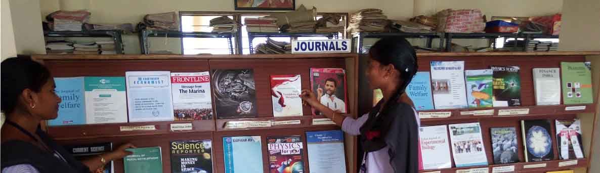 Journals & Periodical Display